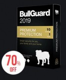 Bullguard Premium Protection – 70% OFF-10 devices-1 Year