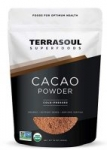 1-lbs Terrasoul Superfoods Raw Organic Cacao Powder
