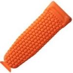 OlarHike Inflatable Camping Sleeping Pad w/ Pillow (Orange)