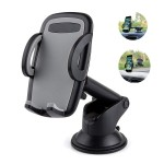 Cell Phone Holder for Car, Yostyle Car Dashboard & Windshield Phone Mount Holder $2.79