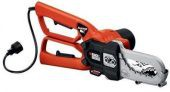 Black+Decker LP1000 6″ 4.5-Amp Electric Lopper Chain Saw