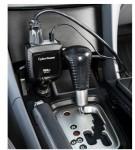 CyberPower – 160W Power Inverter – Black