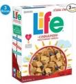 3-Count of 13oz Quaker Life Breakfast Cereal (Cinnamon)