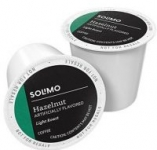 100-Count Solimo K-Cup Coffee Pods (French Roast, French Vanilla or Hazelnut)