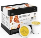 96-Count Bestpresso Single Serve Coffee K-Cups (Various Flavors)