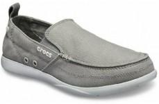 Crocs Men's Walu Slip-On Loafer 2 for $42 ($21 each) + free shipping