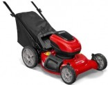 Snapper 58-Volt Cordless 21″ 3-in-1 Push Lawn Mower w/ Battery & Charger