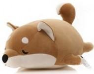 Stuffed Dog Shiba Inu Plush Soft Animal Pillow