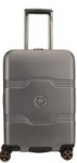 21″ Delsey Accelerate Carry-on Spinner Luggage (Graphite)