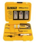 DeWALT Quick Change Drill Drive Sets 12-Piece $19, 8-Piece