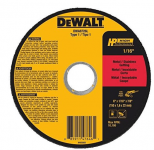 DeWalt DWA8726L T1 HP Long Life Cut-Off Wheel (6″ x 1/16″ x 7/8″)
