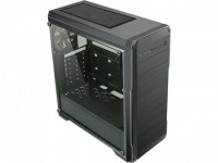 DIYPC Tempered Glass ATX Mid Tower Computer Case + $10 Newegg GC