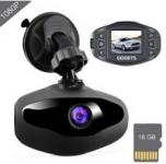 Dash Cam GOODTS Full HD 1080P Mini Car Camera Driving Recorder