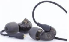 Westone UM 1 Single-Driver Stereo In-Ear Headphones with Replaceable Cable, Smoke
