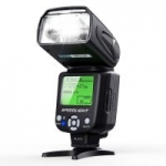ESDDI Flash Speedlite for DSLR Cameras w/ Standard Hot Shoe $23.70 + Free Shipping
