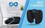 Everlasting Comfort 100% Pure Memory Foam Seat Cushion
