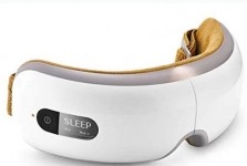 Breo iSee4 Electric Portable Eye Massager w/ Heating Air Pressure $64.99