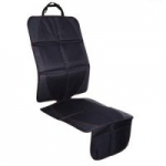 Car Seat Protector with Thickest Padding – Durable, Waterproof 600D Fabric, PVC Leather