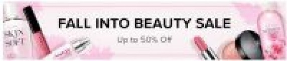 Avon Fall into Beauty Sale: Up to 50% off Skin Care, Makeup & Bath & Body