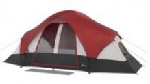 Ozark Trail 8-Person Family Tent with Rear Window