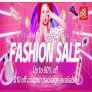 Fashion Sale: Up to 60% Off +$10 Off Coupon Package joybuy