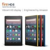 Fire HD 8 Tablet (8″ HD Display, 16 GB) – Black