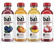 12-Pack 18-Oz Bai Antioxidant Beverage (Rainforest Variety Pack)