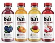 12-Pack 18-Oz Bai Antioxidant Beverage (Rainforest Variety Pack)