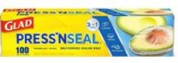 300 Sq. ft. Glad Press'n Seal Plastic Food Wrap