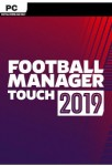 Football Manager Touch 2019 PC (Steam)
