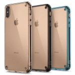 For iPhone X XS XR XS Max Ringke [FUSION] Clear Shockproof Protective Cover Case $7.99