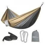 Forbidden Road Camping Hammock w/ Ropes (Select Colors)