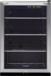 Frigidaire – 138-Can Beverage Center – Stainless steel $370 at eBay