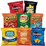 Frito Lay Variety Packs: 40-Count Fun Times Mix