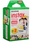 20-Count Fujifilm Instax Mini Instant Film (White Frame) $13.38 – Amazon / Walmart