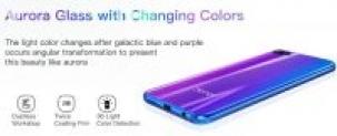 HUAWEI Honor 10 4G Phablet – Global Version – BLACK-@gearbest