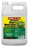 1-Gallon Compare-N-Save 41% Glyphosate Weed & Grass Killer Concentrate