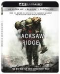 Hacksaw Ridge (4K Ultra HD + Blu-ray + Digital HD) $10