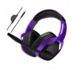 AmazonBasics Pro Gaming Headset: Black $9.25, Red $9, Purple