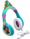 eKids – Aladdin Wired On-Ear Headphones – Yellow/Orange