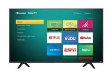 Hisense 60″ 4K HDR LED UHD Roku Smart TV for $330 + free shipping