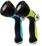 Sun Joe AJHN100-QC-2-BLU One Touch Hose Nozzle