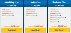 Hostgator hosting package  60% OFF