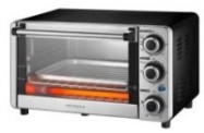Best Buy Members: Insignia 1100W 4-Slice Toaster Oven (Stainless Steel)