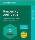 Kaspersky Anti-Virus 2018 | 3 Device | 1 Year [PC Key Code]-$24.44-@Amazon.com