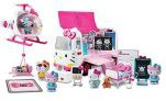 Hello Kitty Rescue Set (Helicopter & Ambulance Playset, Figures & Accessories) $19.99 – Amazon
