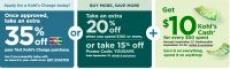 Kohl's Cardholders: Coupon for Additional Savings