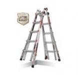 Little Giant Leveler 22′ Type 1A Telescoping Multi-Position Ladder
