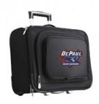 NCAA Depaul Blue Demons Wheeled Laptop Overnighter by Denco