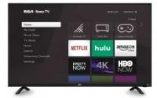 50″ Class 4K Ultra HD (2160P) HDR Roku Smart LED TV (RTRU5027-W)